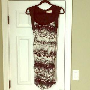 Nicole Miller Artelier dress.